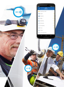 MovilGmao: control de EPIS con tags NFC